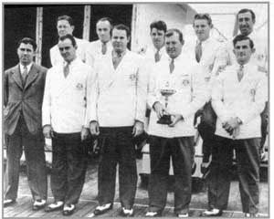 1937 Ryder Cup Team (TGH)