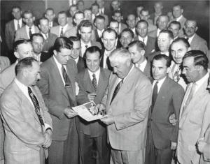1949 Apr 11 Broadwood Hotel 2