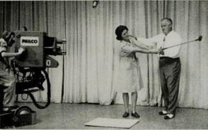 Lyons & Germain on TV-1947