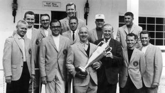 1968 Schmidts Cup Team (TGH)