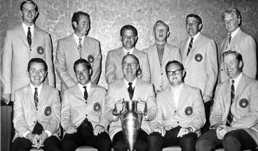 1969 Schmidt Cup Team (TGH)