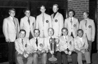 1971 Schmidts Cup Team (TGH)