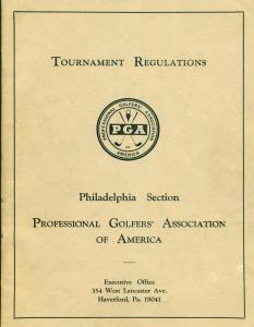 Sec Tourn Regulations (TGH)