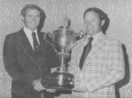 Tim DeBaufre, Trophy & T. McKenzie 1975 2