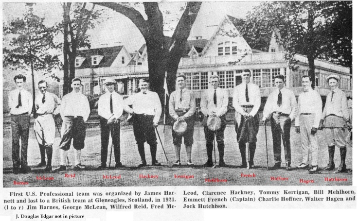 1921 Pre Ryder Cup Team (3)