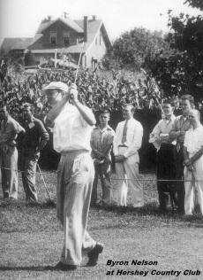 1940 PGA Hershey & Nelson x