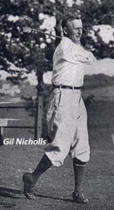 Nicholls, Gil TTT