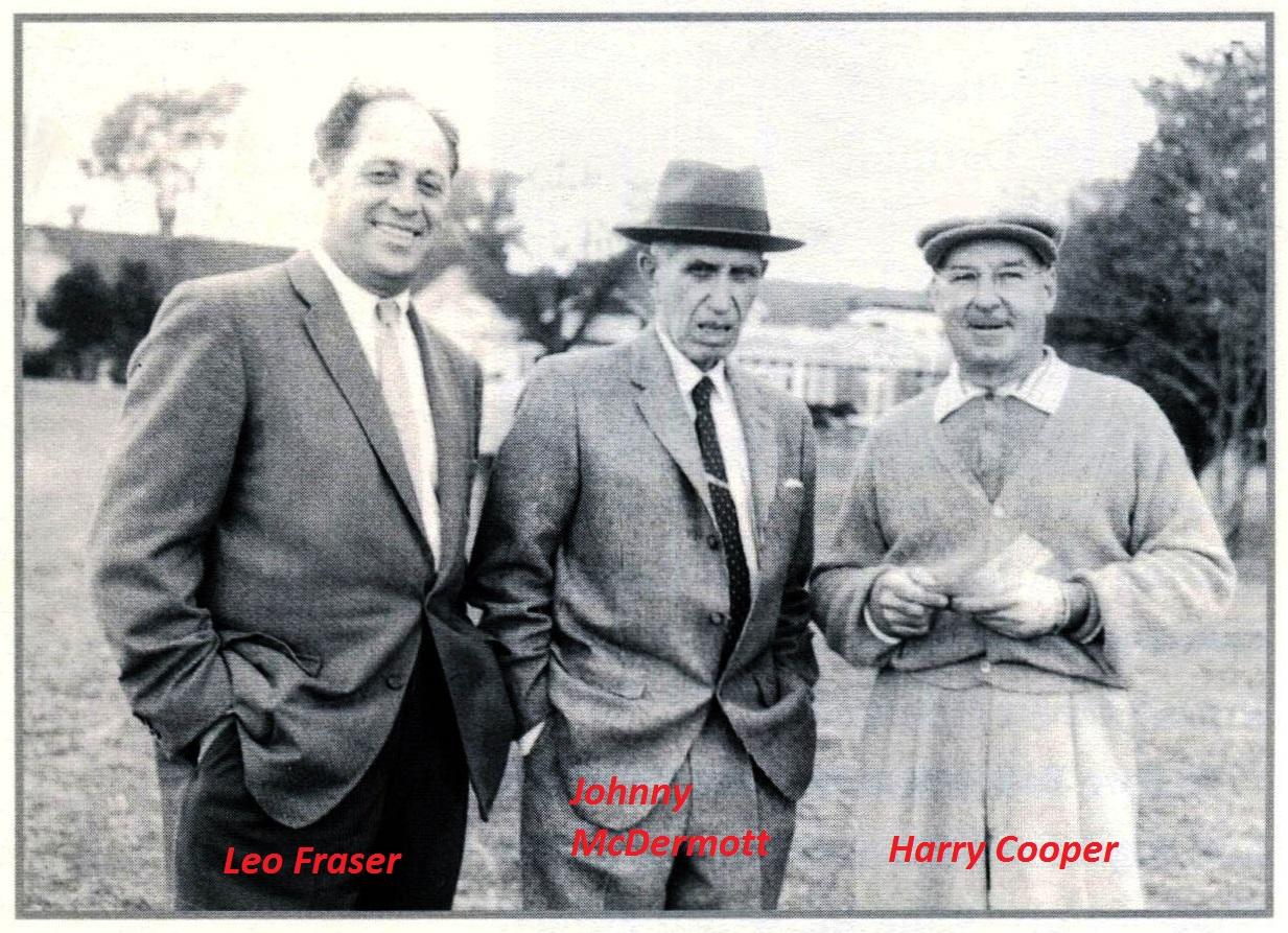 Fraser, McDermott, Cooper 2