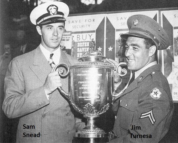 1942 Snead & Turnesa TTT